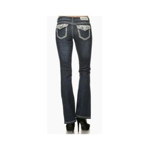 Denim Couture Boot Cut Jeans